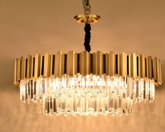 养护大堂水晶灯需要注意什么