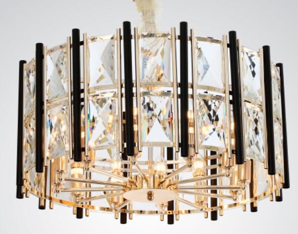 大堂水晶灯为何深受酒店用户喜爱