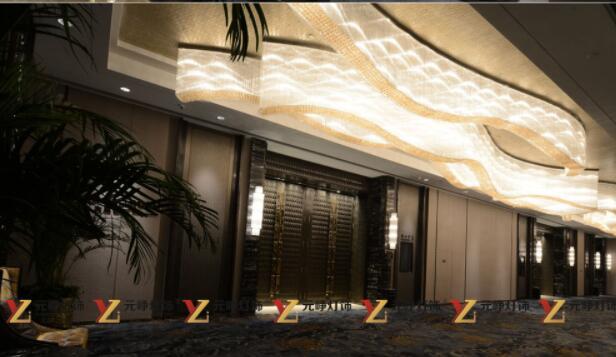 如何选择酒店工程灯定制合作商